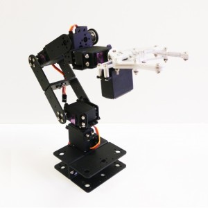 robotpark_6_dof_aluminum_robot_arm_kits_01_anthony_matabaro_free_downloads_apps_games_projects_robotics_quizs_live_wallpapers_more